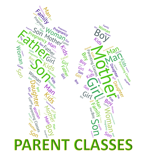 Parent Classes clip art