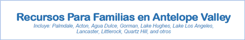 Family Resources Logo Spanish