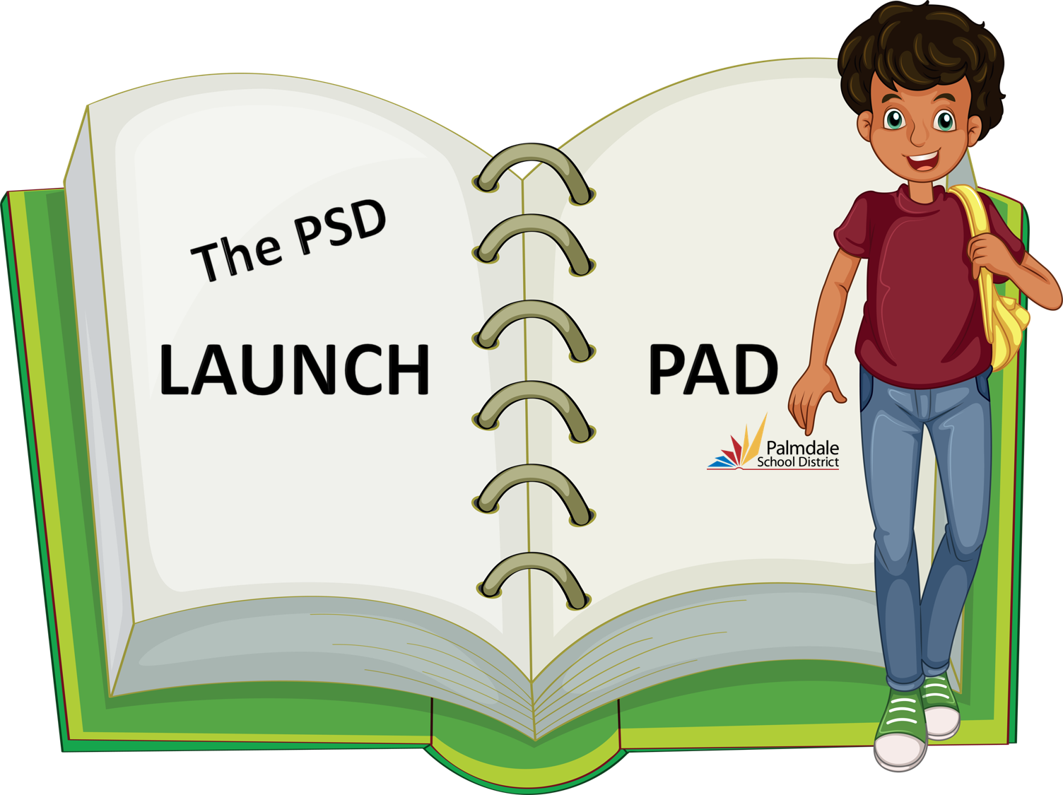 The Palmdale School District Launch Pad