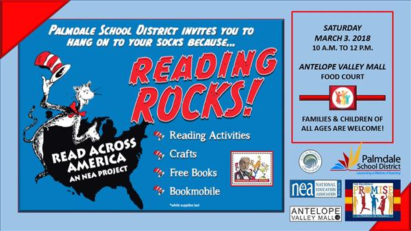 Dr Seuss - Reading Rocks