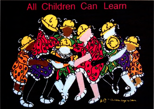 All Children Can Learn logo