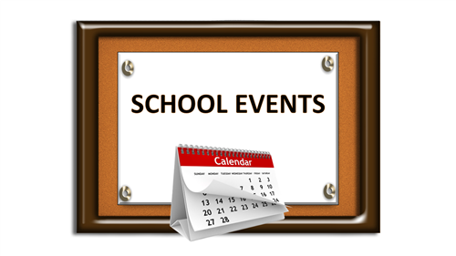 school events clipart